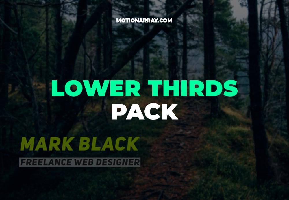 lowerthirds-pack