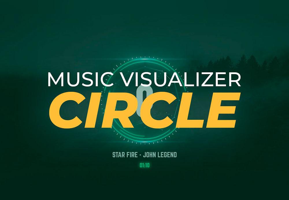 MusicVisual-CIRCLE