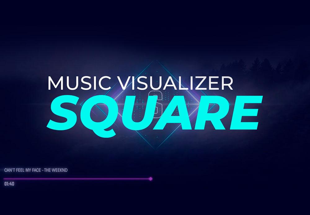 MusicVisual-SQUARE