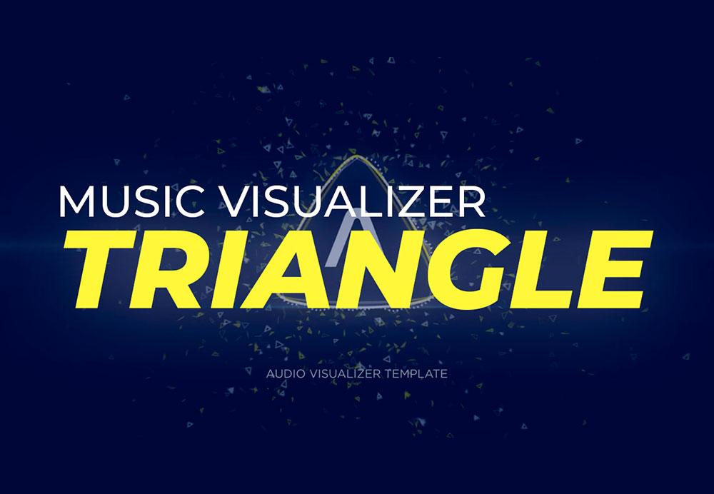 MusicVisual-TRIANGLE
