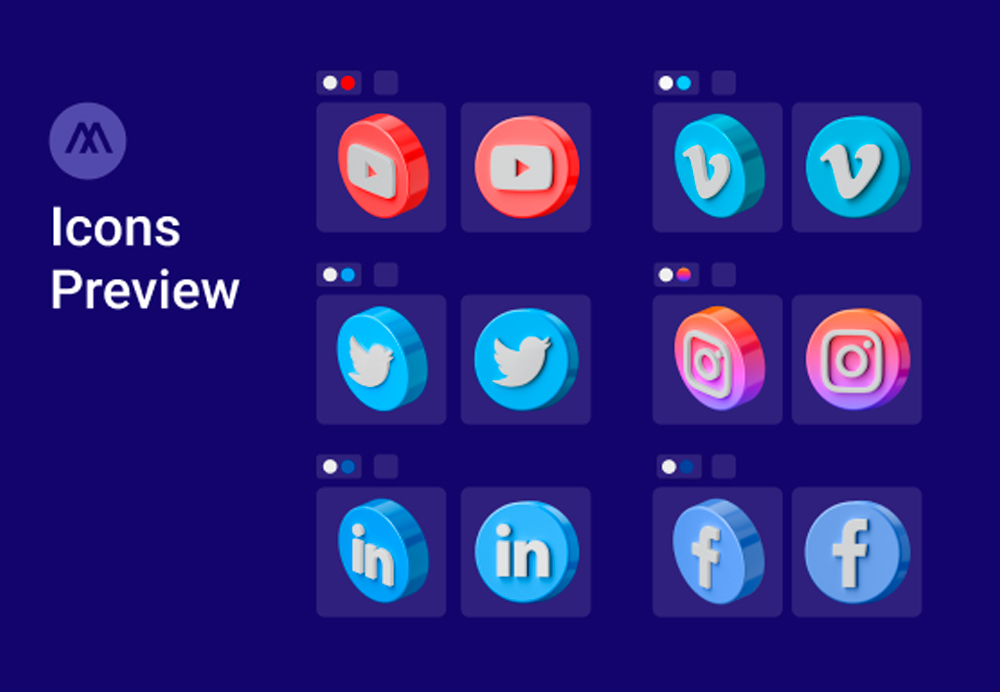 icons social media preview 1