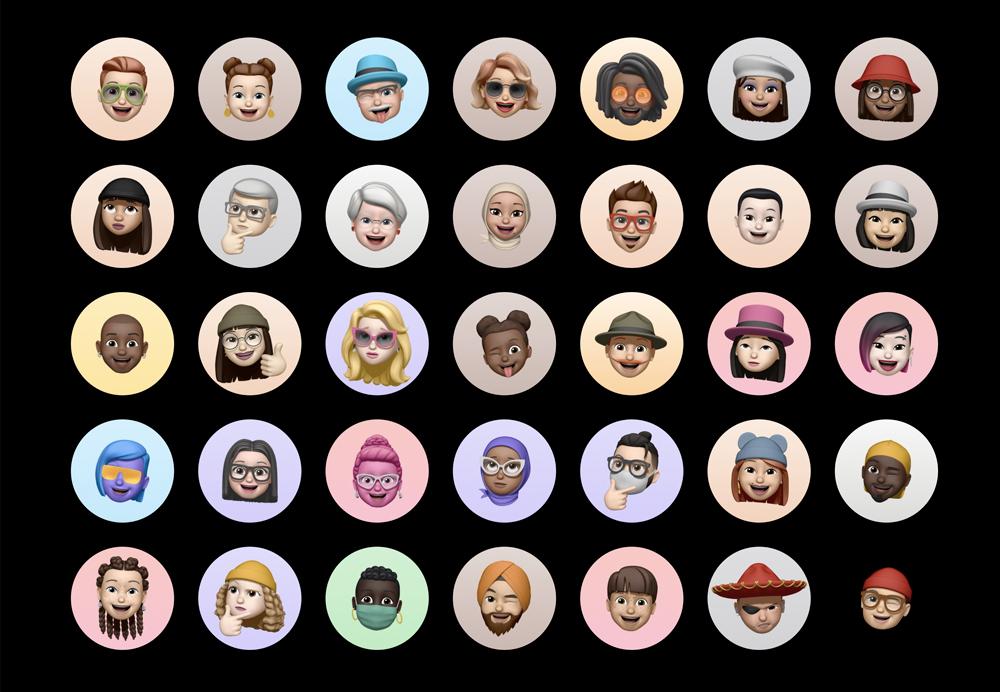 avatars memoji 01