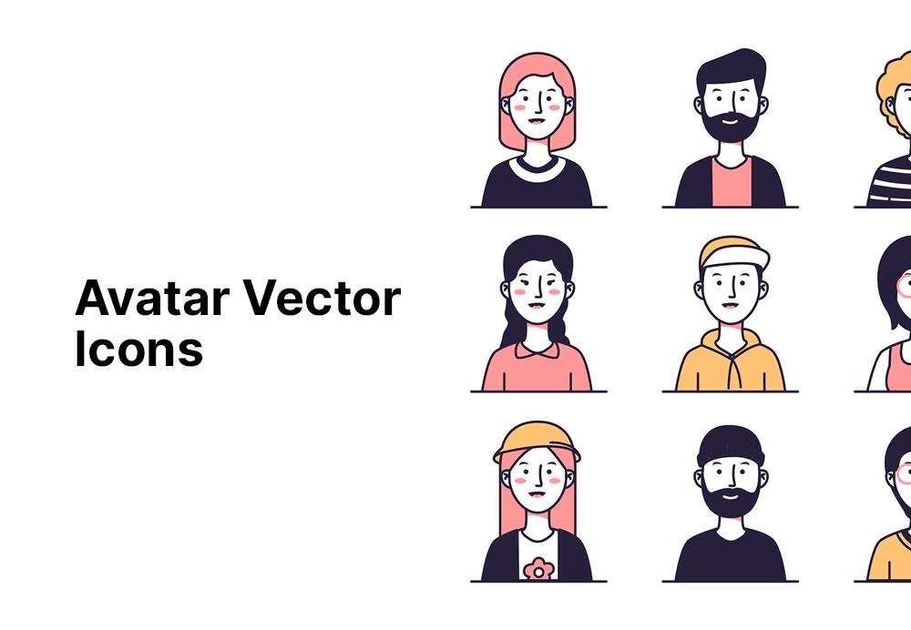 avatar vector
