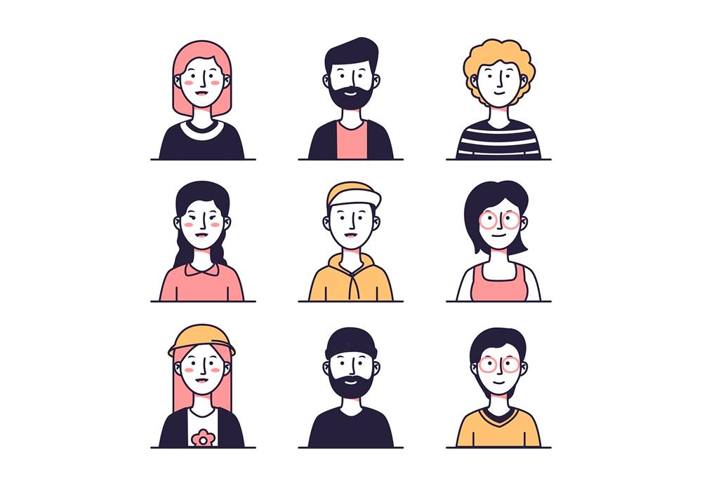 avatar-icons